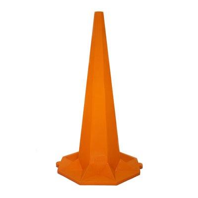 1.8m orange meter cone
